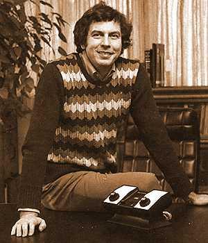 Nolan Bushnell - oprichter van Atari