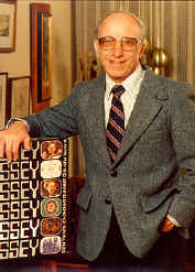 Ralph Baer - inventor of the Magnavox Odyssey
