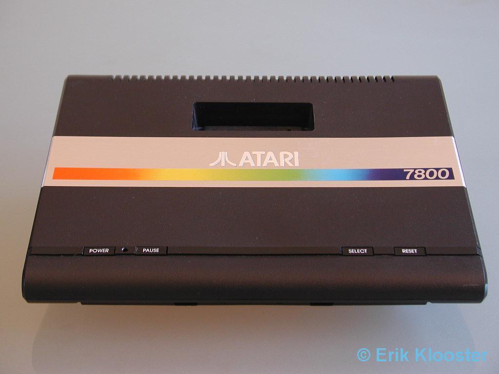 Atari 7800 - JungleKey.com Wiki