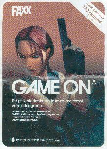 GameOn - Lara Croft