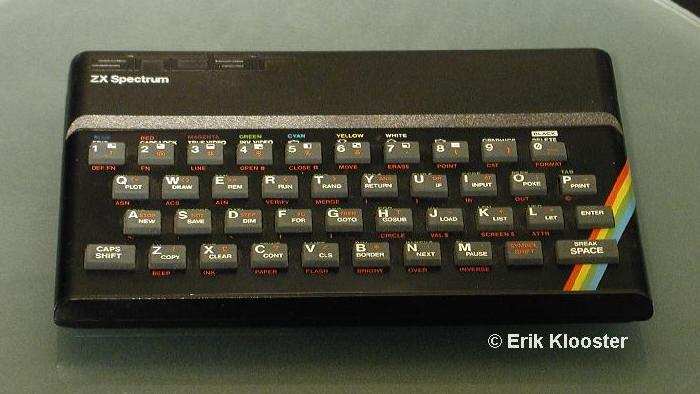 Sinclair Photo Gallery, ZX80, ZX81, ZX Spectrum, 16k, 48k, 128k,   ...